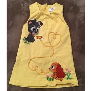 Disney   Lady & The Tramp dress 🐕